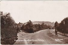 More details for view from banstead road, purley - real photo surrey postcard (ref 5920/19 g11)