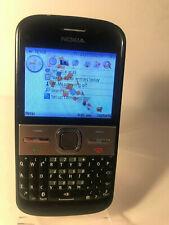 Nokia E5-00 - Carbon Black (Unlocked) Mobile Phone E5 QWERTY