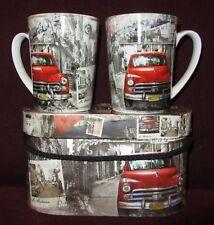 Cuba Set 2 mugs Boite cadeau Nuova R2S