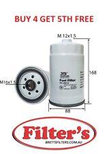 Fuel Filter DODGE NITRO NITRO CRD KA 2.8L 2007-ON NITRO 2.8L CRD DIESEL 2007-