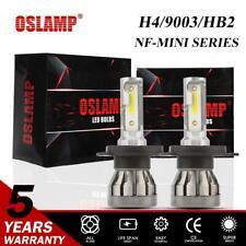 H4 9003 LED Headlight Kit HI-LO Beam Bulbs for Toyota Tundra Tacoma Yaris Sienna
