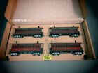 MARX Trains Old Time Canadian Pacific Passenger Cars Set  No. 5192 O.B. C-8.