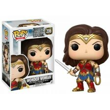 Funko Pop Wonder Woman Figurine 10cm Justice League DC Comics
