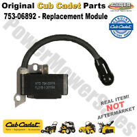 Cub Cadet Replacement Module for String Trimmers & Others / 753-06892