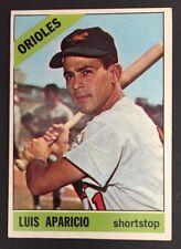 1966 Topps Luis Aparicio Baltimore Orioles #90 Baseball Card