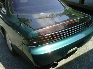 Carbon OE Trunk w/ Brake Light Hole For 95-98 Nissan S14 S14A Silvia 200SX 240SX