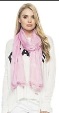 New Peace Love World Scarf - I Am Life Rose Breast Cancer NWT