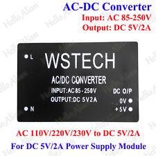 AC-DC Power Supply Buck Converter Step Down Module 110V 220V 230V 240V to 5V 2A