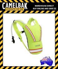 CamelBak Hi Viz 2L Hydration Backpack Lime Green 30082 Bag Back Pack Drink Water