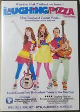 Laughing Pizza: Live (DVD, 2012, 2-Disc Set, DVD/CD)