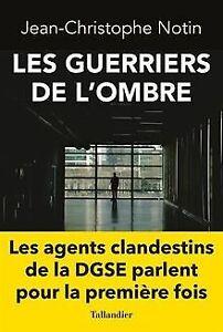 Les Guerriers de l'ombre de Notin Jean-Christophe | Livre | état bon