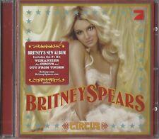 BRITNEY SPEARS / CIRCUS * NEW CD 2008 * NEU *