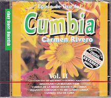 Carmen Rivero Epoca de Oro Vol 2 CD New Nuevo sealed