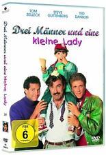 Drei Männer und eine kleine Lady (NEU/OVP) Steve Guttenberg, Tom Selleck, Ted Da