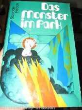 Das Monster im Park, 18 Erzählungen aus der Welt von Morgen SU Werner von Braun
