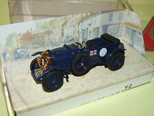 BENTLEY 4,5 Lt 1930 Bleu MATCHBOX Y2