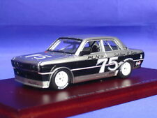 NISSAN DATSUN BLUEBIRD 510 PAUL NEWMAN 1975 TRUESCALE TSM104318 1:43 RESIN NEW