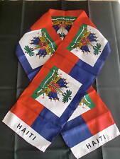 Haiti Scarf / Haiti Flag