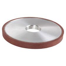 Hard Steel Diamond Coated Grinding Wheel 125mm Diameter for Carbide New