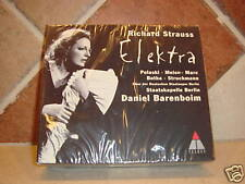 German Richard Strauss Elektra 2 CD set Berlin choir