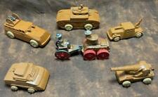 **AWESOME VINTAGE MANOIL BARCLAY WWI ARMY LOT EX. COND **W@W**