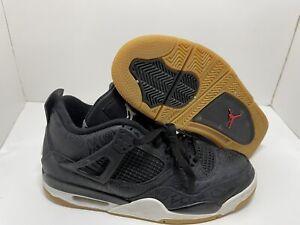 Size 9 - Jordan 4 Retro Laser EUC Free Shipping
