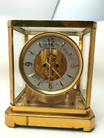 JAEGER LECOULTRE ATMOS CLOCK SERIAL 34718 - Sold As-Is Untested