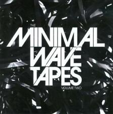 VARIOUS ARTISTS - THE MINIMAL WAVE TAPES, VOL. 2 NEW CD
