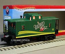 LIONEL WIZARD OF OZ CABOOSE 6-30122 train car O GAUGE tin man dorthy 6-36648 NEW