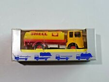 Solido Shell Oil Tanker Diecast and Plastic Toy Truck 320 Camion Citerne Saviem