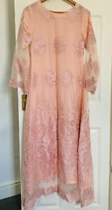 Ladies Girls Tops Shirt Long dress Traditional Party Wear Hand Made Outfit Kurti