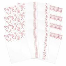 Hunkydory BUTTERFLY BLUSH LUXURY Foiled Acetate 16 Sheets
