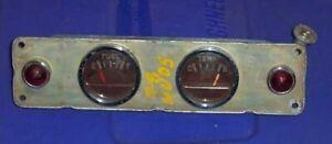 1948 Hudson Instrument Cluster