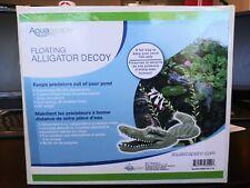 "Aquascape Floating Alligator Decoy BRAND NEW IN BOX 34"" 3 Pieces"