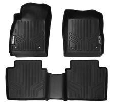 Maxliner 2014-2020 Fits Chevrolet Impala Floor Mats 2 Row Complete Set Black
