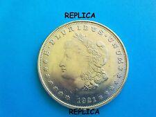 1921 USA One Dollar Morgan Metal Coin Novelty Collector/Reproduction