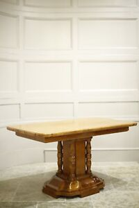 Mid 20th century Maple centre table