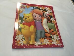My Friends Tigger & Pooh Playskool tray puzzle 9 pieces