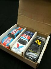Lot of 3 Nascar,  Road champs 1/64 scale