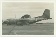 French Air Force Transall C-160 Photo, HD173