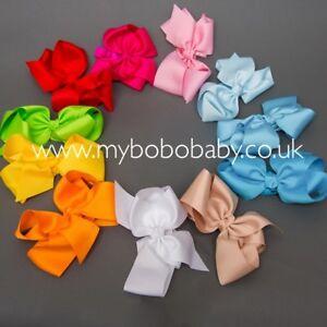 Baby Girls Toddler Oversized Bow Headband