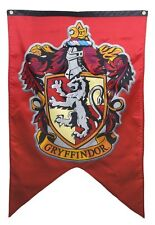 "Harry Potter Hogwarts Gryffindor House Wall Banner Flag Lion Crest - 30"" x 50"""