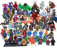 NEW! Minifigures Super Hero Toy Mini Figures Lego [CHOOSE]