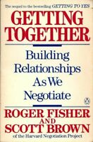 Getting together. Building relationships as we negotiate - Ro - 130606 - 2447453