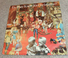 "Do they know it""s Christmas? Single 1984"