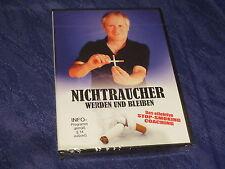 Nichtraucher werden und bleiben - Stop Smoking Coaching mit Wolfgang Bickel -Neu