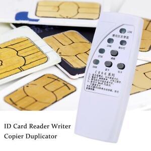High Quality Handheld RFID ID Card Reader Writer Copier Duplicator