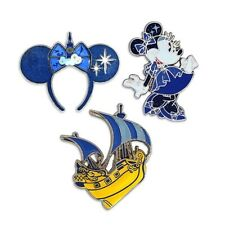 NEW Minnie Mouse The Main Attraction Pin Set Peter Pan's Flight ORDER CONFIRMED