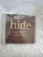 J-ROCK X Japan hide Alivest DVD