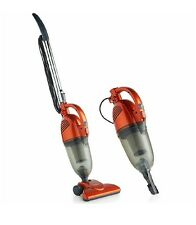 VonHaus 1000W 2-in-1 Upright Stick & Handheld Vacuum Cleaner with black and